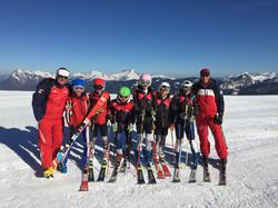 U14 Ski Club Samoëns