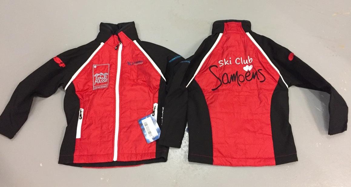 Soft Shell Ski Compétition Samoëns