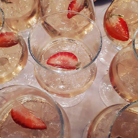How amazing do our Gin Tasting drinks lo