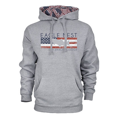 Trout America W/ American Flag Hood