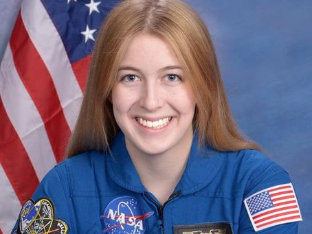 Exclusive Interview with Astronaut Abby - April STEM Spotlight