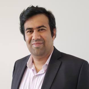 Kiran Vaidya, Sr. Manager – Enterprise Engineering
