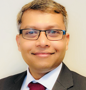 Amarjyoti Dinda, Client Relationship Manager