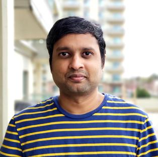 Raja Sachithanantham, Technology Architect