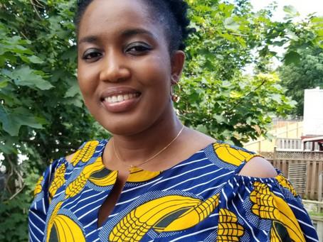 June STEM Showcase -Khadija Ndiaye