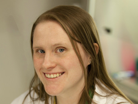 August's Feature: Dr. Victoria Forster