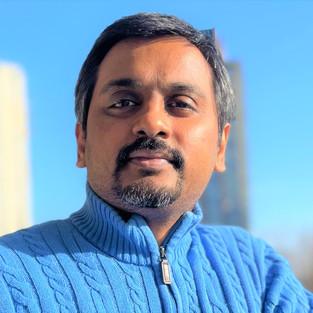 Naveen Krishnamoorthy, Senior Manager - Projects