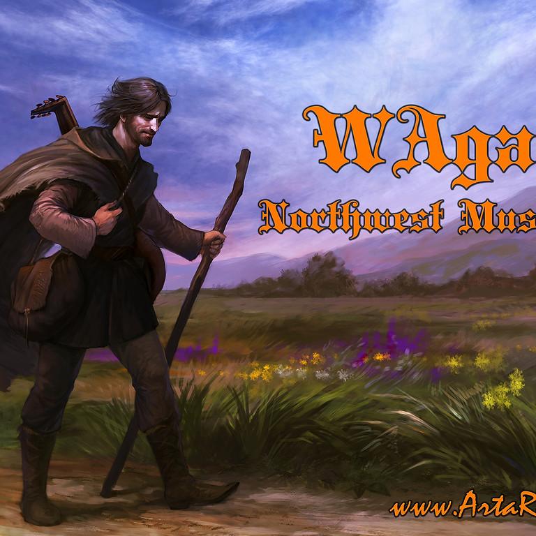 WAgant 2021 NW Music Fest