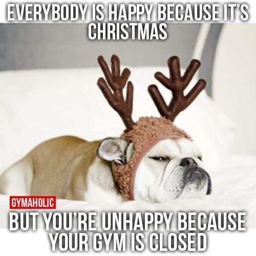 We are closed tomorrow, Christmas.