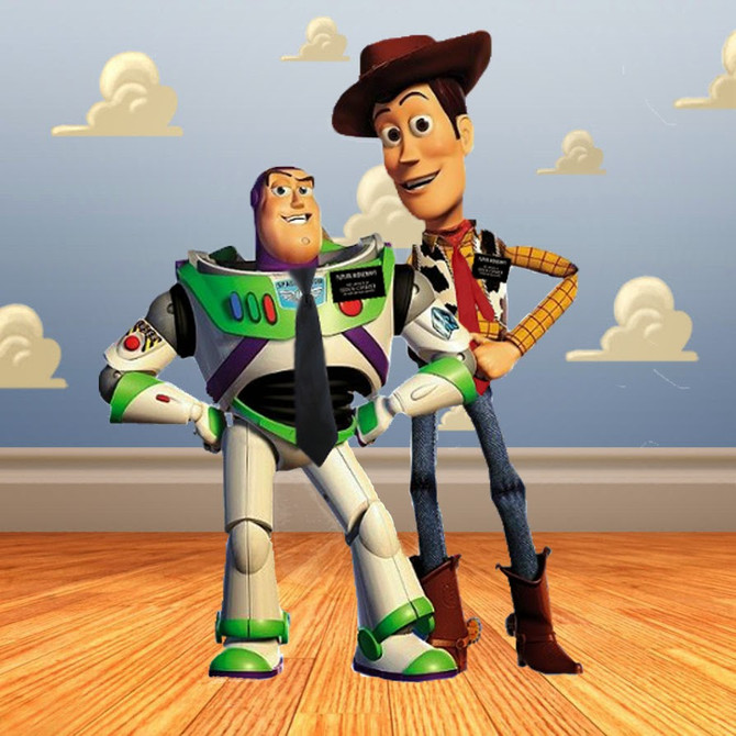 Are you WOODY or BUZZ?