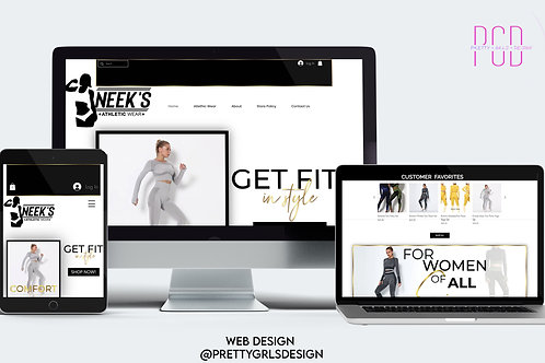 WIX SILVER PACKAGE WEB DESIGN