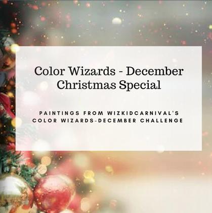 Color Wizards December