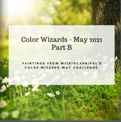 Color Wizards May Part B
