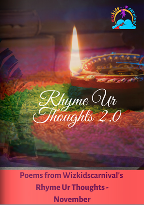 Rhyme Ur Thoughts Diwali Special Magazine