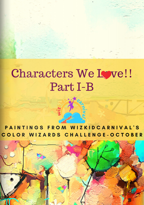 Characters We Love - Part A