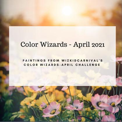Color Wizards - April 21