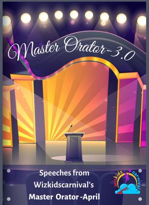 Master Orator April 2021