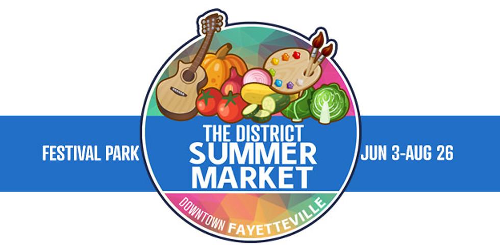 The District Summer Market