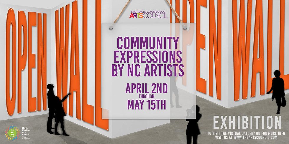 Open Wall: Community Expressions by NC Artists