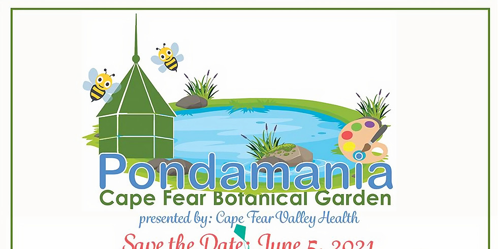Pondamania - A Children's Art Explosion