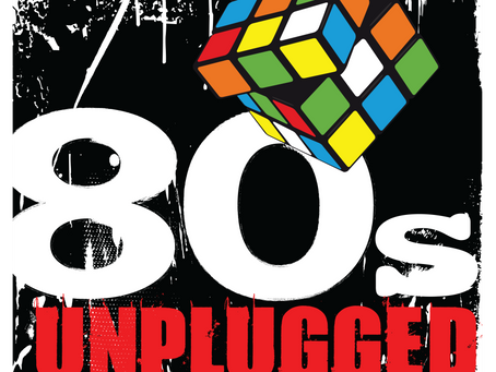 If you are like us, we LOVE THE 80's!