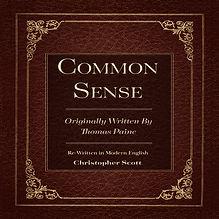 Common Sense Thomas Paine Audio Book
