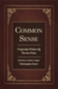 Common Sense by Christopher Scott