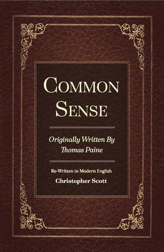 Common Sense by Christopher Scott