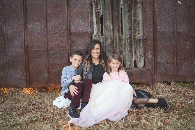 KRISTEN + HER BABIES