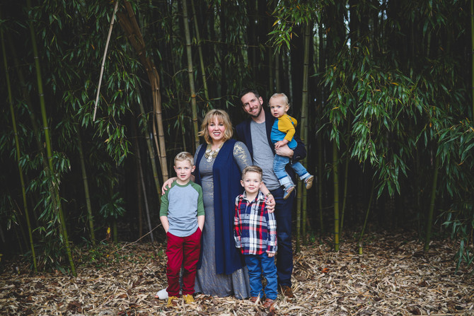 THE TROGDON FAMILY