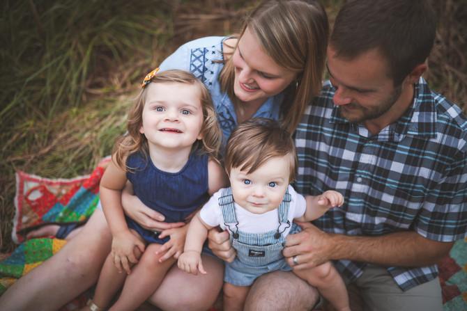 RIDDLEBERGER FAMILY
