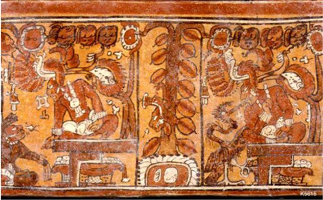 Mayan-Cacao-vase