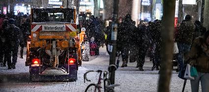 Winterdienst Wien - Niederösterreich