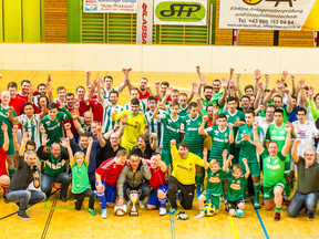 SK Rapid Special Needs Team Hallencup 2018