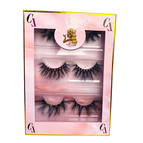 Best Seller 3 Pair Lash book