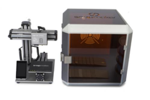 Snapmaker 3-1 originaal + kapp (3D printer, lasergraveerija, CNC frees)