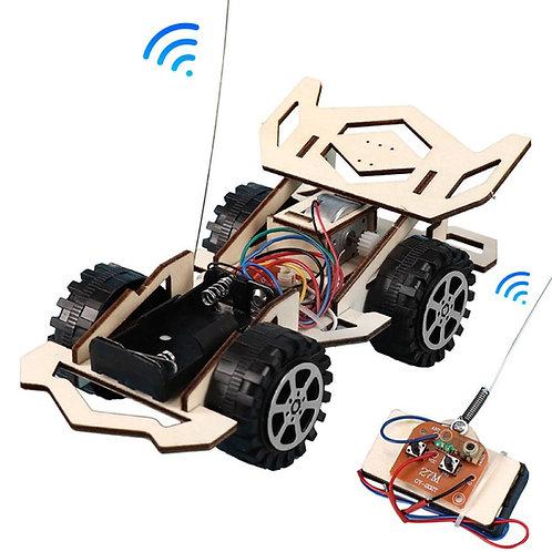 Konstruktor - RC auto
