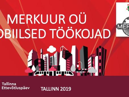 Tallinna Ettevõtluspäev 2019