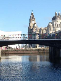 Leaving Liverpool June 2014