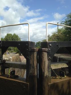 Grindley Brook Lock Gate.jpg
