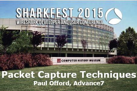 LMTV SharkFest   Packet Capture Techniques