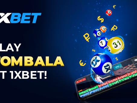 Play Tombala at 1xBet and Win a Guaranteed Free Ticket