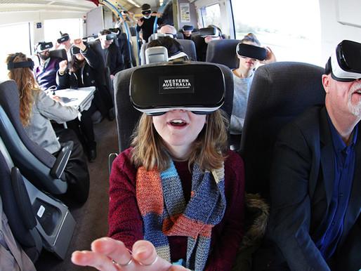 Virtual Reality (VR) กับการท่องเที่ยวแห่งอนาคต