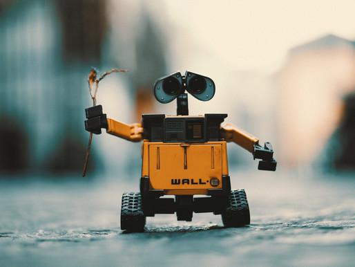 Row-bot หุ่นยนต์ที่กินมลภาวะเป็นอาหาร