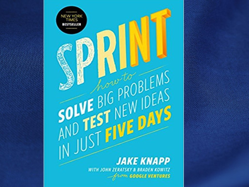 Sprint: วิธีสร้างสตาร์ทอัพใน 5 วัน