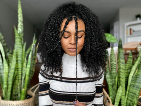 5 Tips for Dealing with (Long) Curly Hair