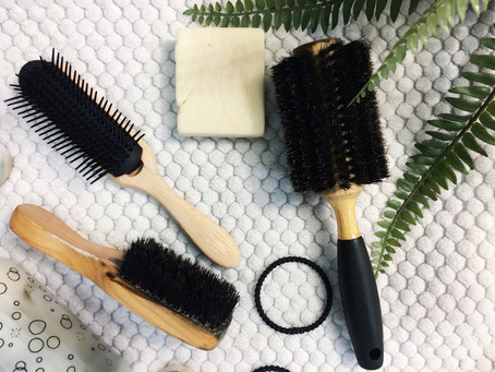 The Top 3 Tips for Transitioning That May Just Save Your Hairbrush.
