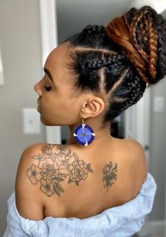 natural hair blogger