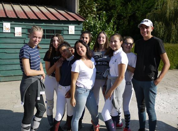 poneys loisirs portes ouvertes 2018  equ