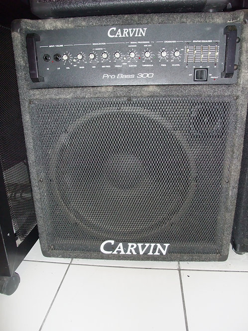 Amplificatore Carvin Pro Bass 300